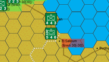 Libyan Egyptian War - Egypt, Africa, 1977