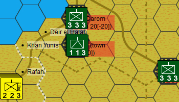 Arab Ireali War Southern Front - Israel, Middle East, 1948