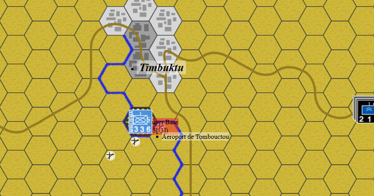 Timbuktu United Nations Base - Mali, Africa, 2018