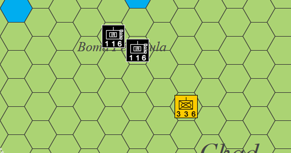 Boma Peninsula Attack - Chad, Africa, 2020