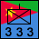 Ethiopian Government - Eritrean Peoples Liberation Front Infantry Company - Infantry (3-3-3)