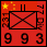 China - Peoples Republic of China 77th Division 231th Regiment Infantry Battalion - Infantry (0-9-9)