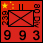 China - Peoples Republic of China 80th Division 239th Regiment Infantry Battalion - Infantry (9-9-3)