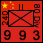 China - Peoples Republic of China 80th Division 240th Regiment Infantry Battalion - Infantry (9-9-3)