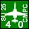 Abkhazia - Confederation of Mountain Peoples of the Caucasus SU 25 - Air (4-0-50)