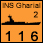 India - India INS Gharial - Naval (1-1-6)
