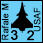 Syrian Democratic Forces - USAF Rafale M - Air (3-2-20)