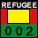 South Sudan National Democratic Alliance - South Sudan Refugees - Refugee (0-0-2)